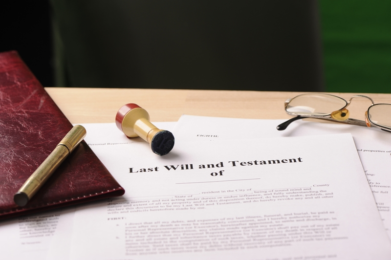 A will is a way to pass on your assets in a simple and effective way.