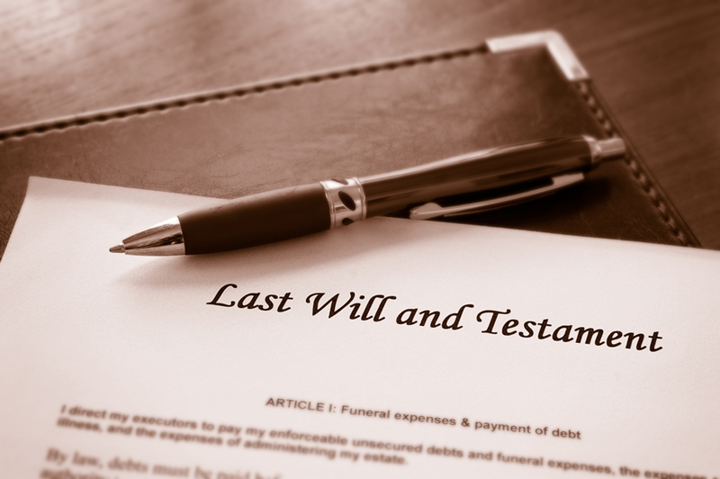 Estate planning services with WMC Accounting.